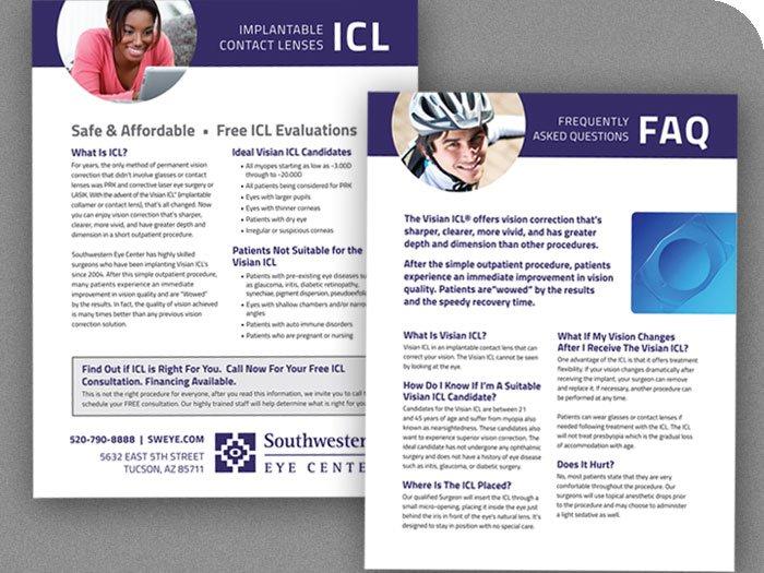 Southwestern Eye Center ICL Info Sheet