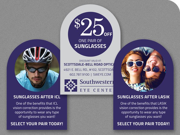 Southwestern Eye Center Sunglasses Coupons