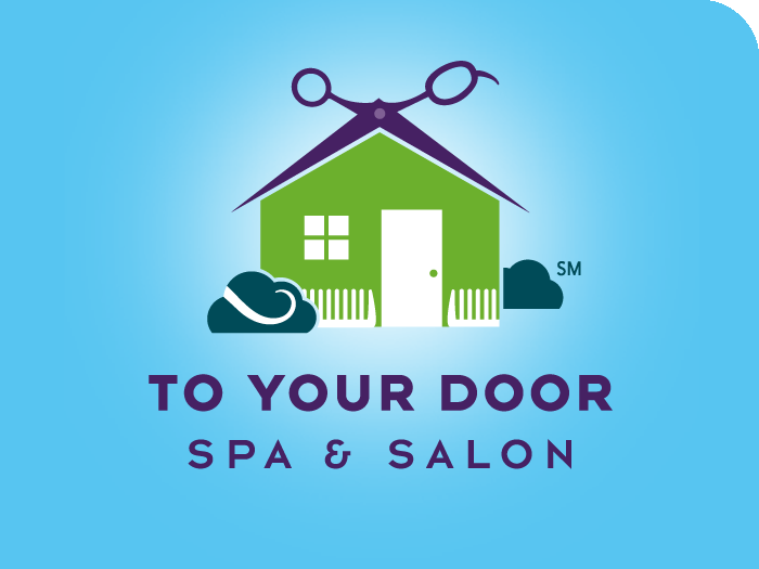To Your Door Spa and Salon Logo