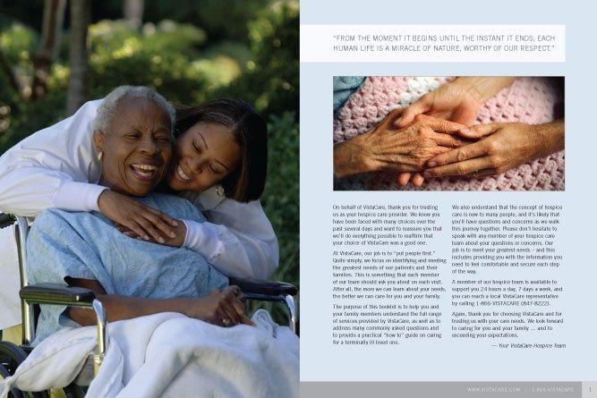 VistaCare Pages 2-3