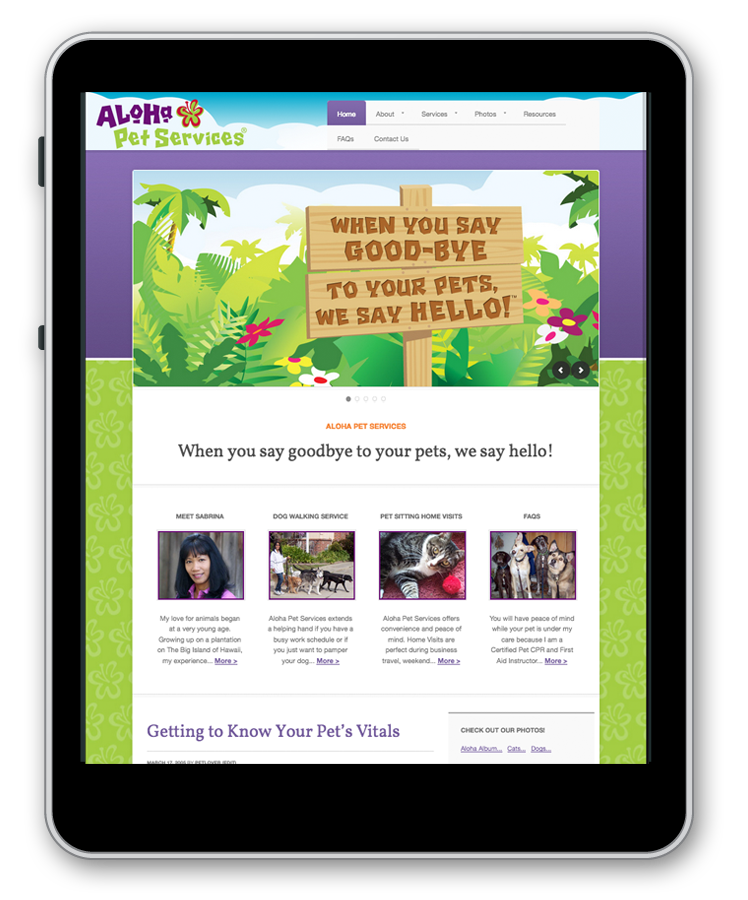 AlohaPetServices.com