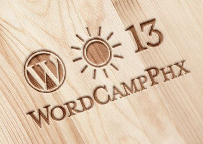 WordCamp PHX 2013 logo