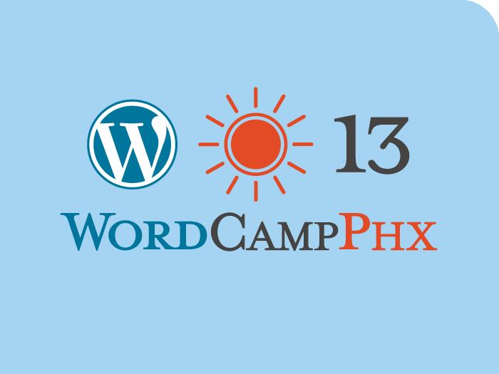 WordCampPhx 2013 Logo