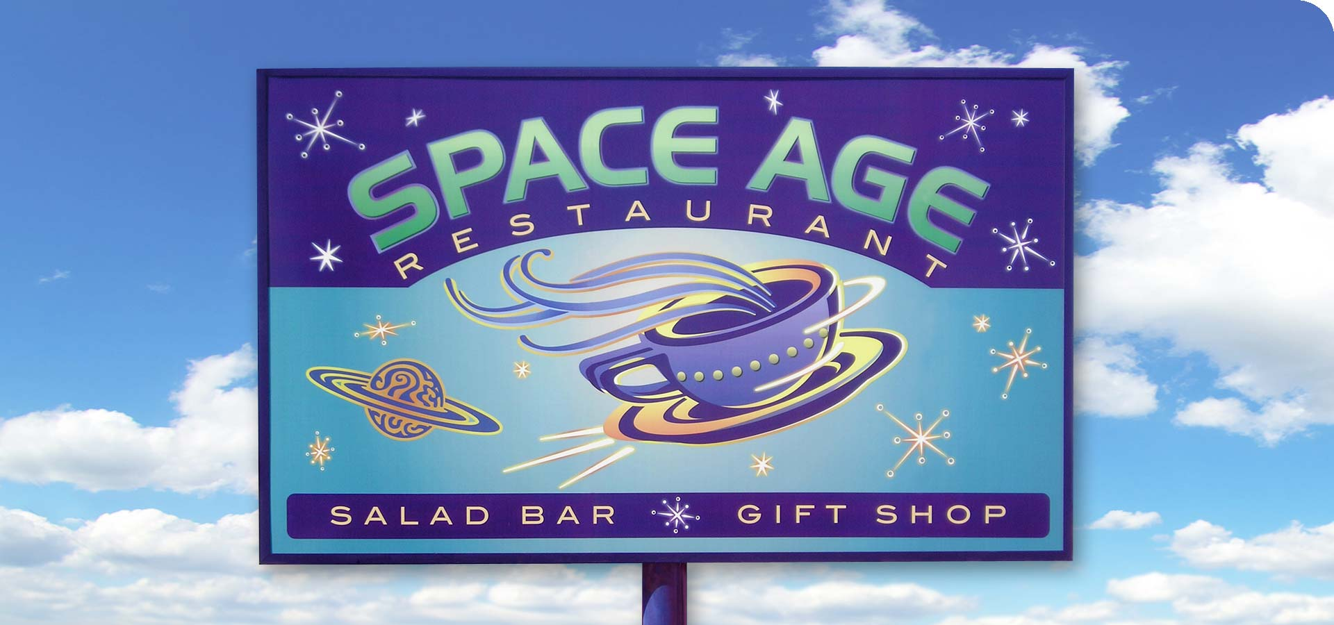 Space Age Restaurant