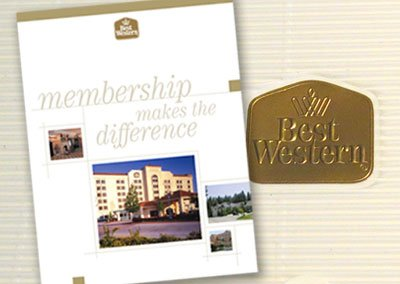 Best Western Member Benefits Kit