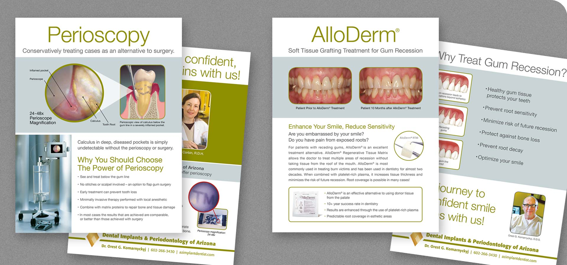 Dental Implants & Periodontology of Arizona Procedure Sheets