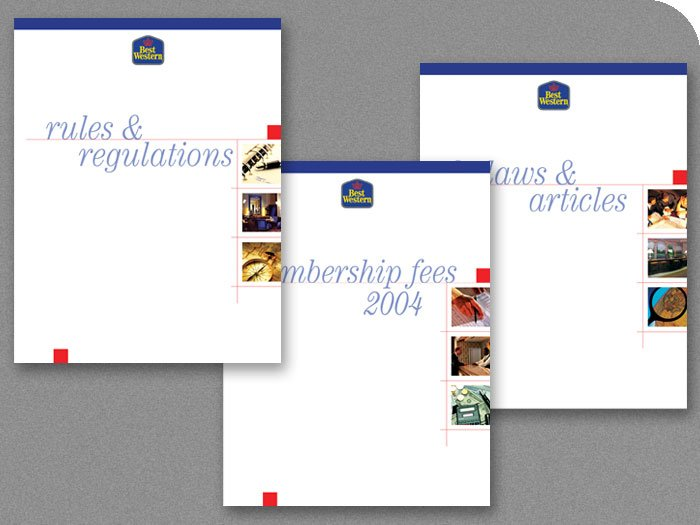 Best Western Booklets