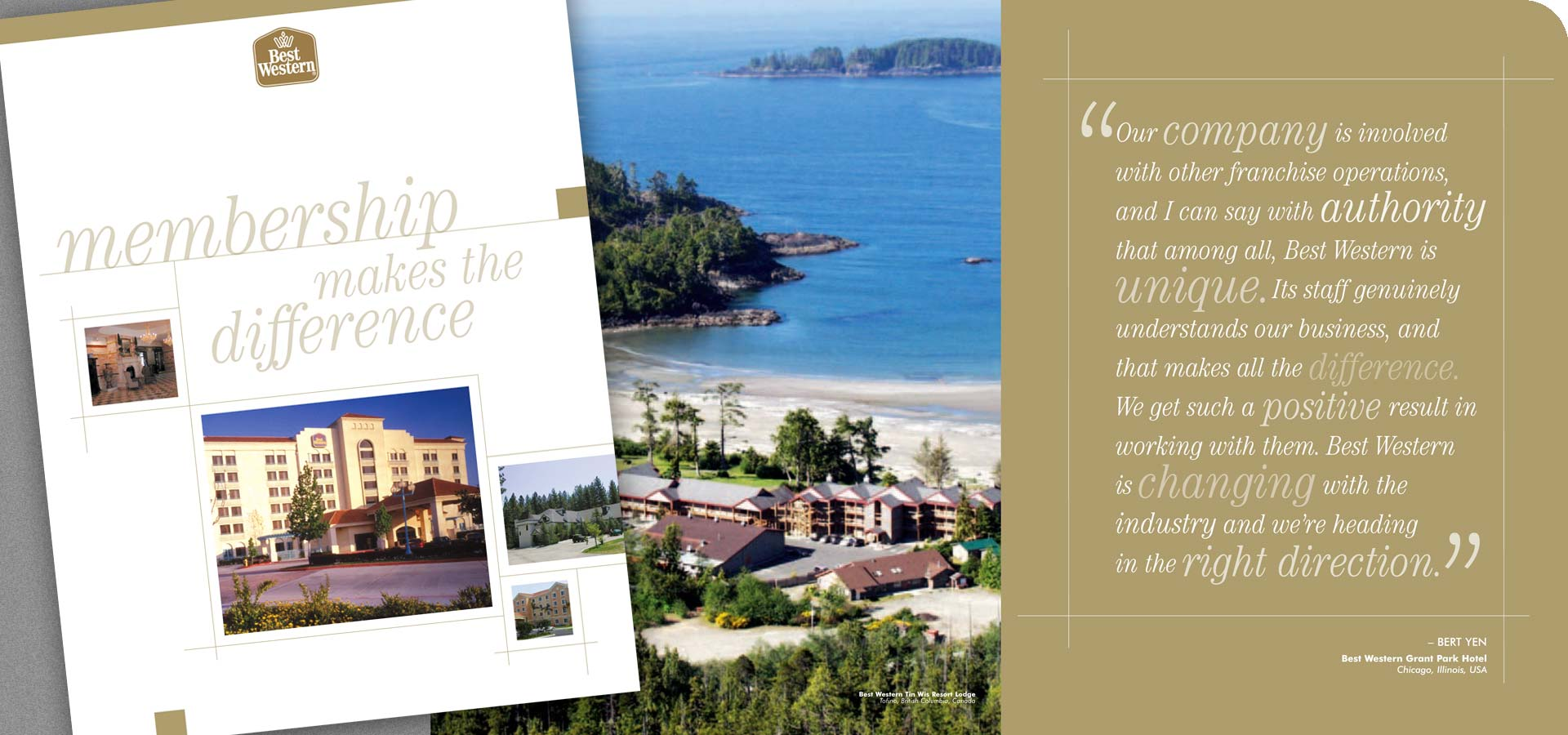 Best Western Membership Benefits Brochure