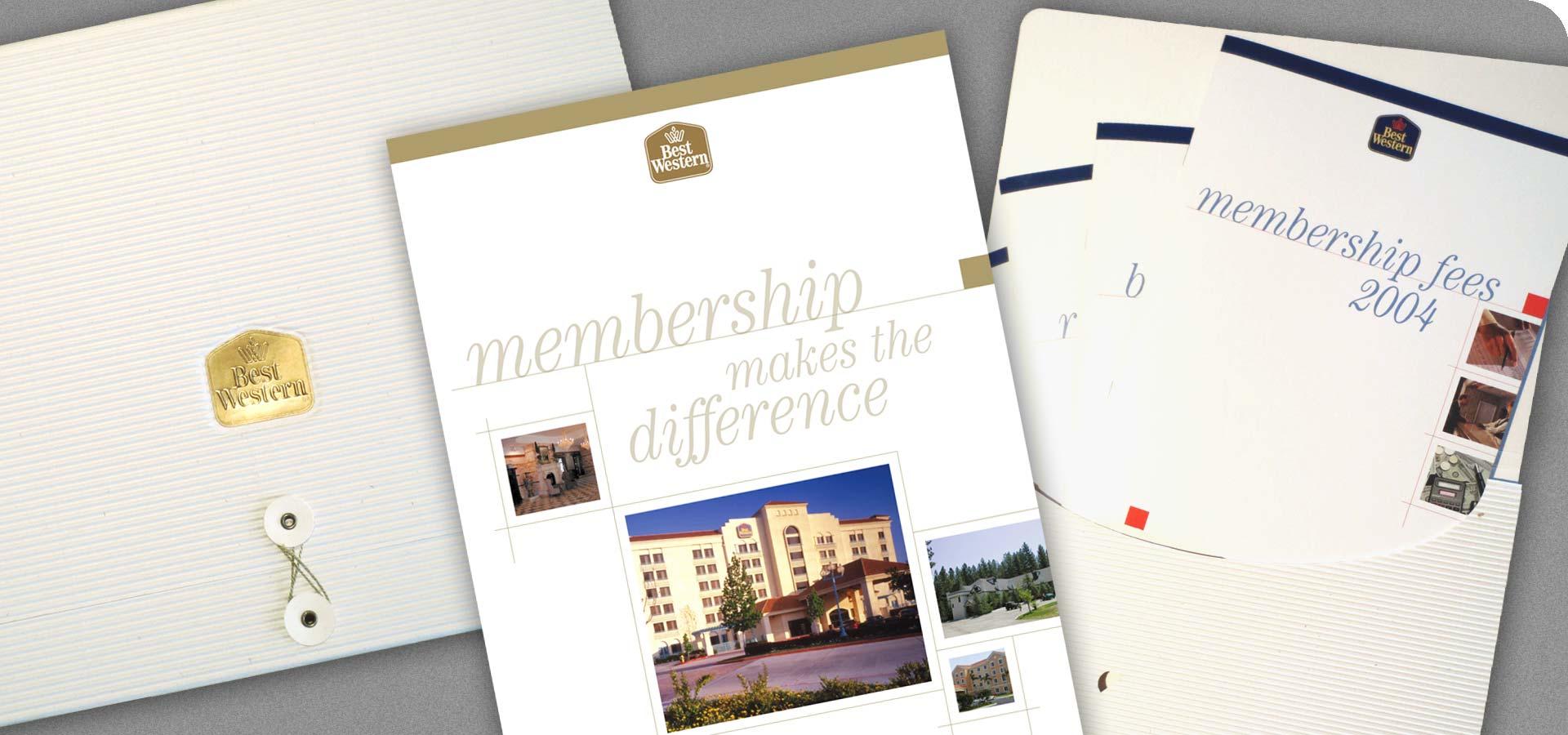 Best Western Membership Benefits Kit