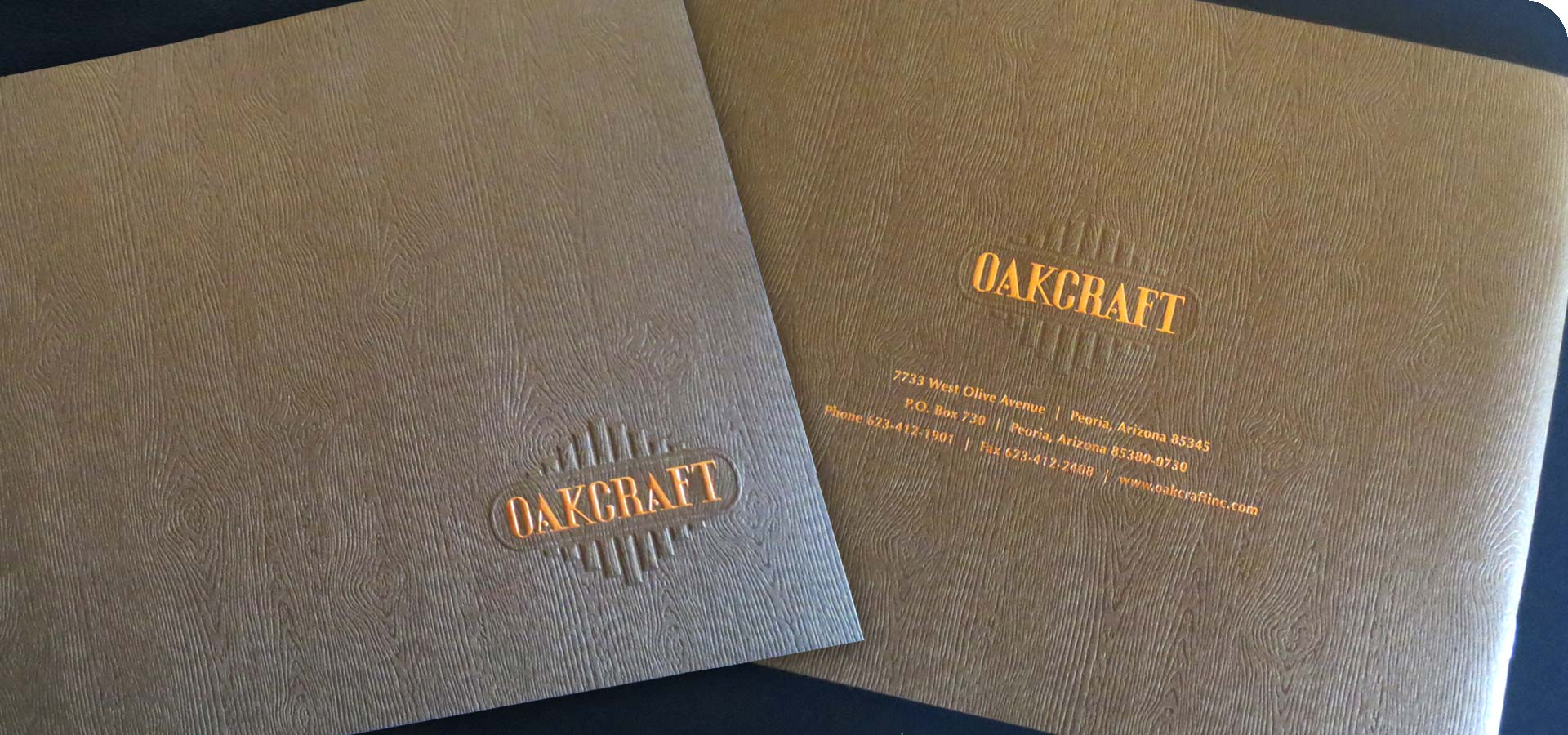 OakCraft Both Covers
