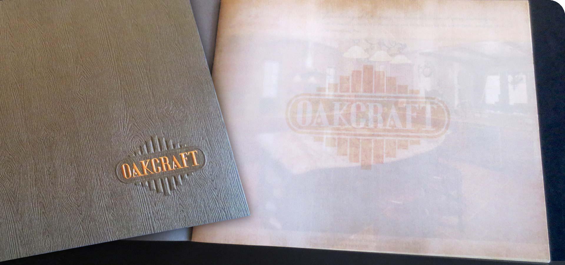 Oakcraft Catalog