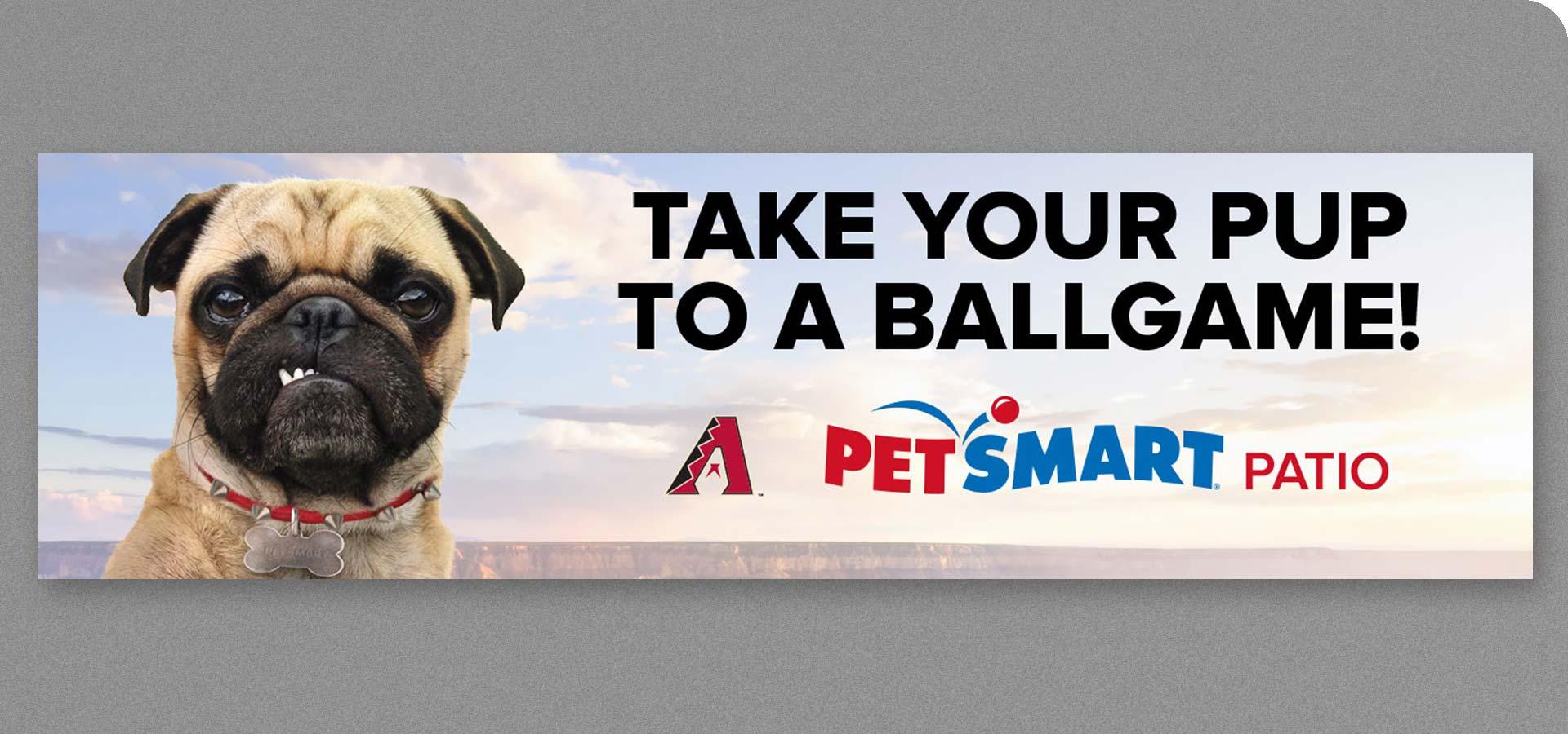 PetSmart Digital Billboard