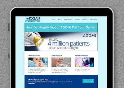 K. Carolyn Hogan, DDS website