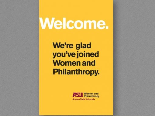 WOMEN AND PHILANTHROPY