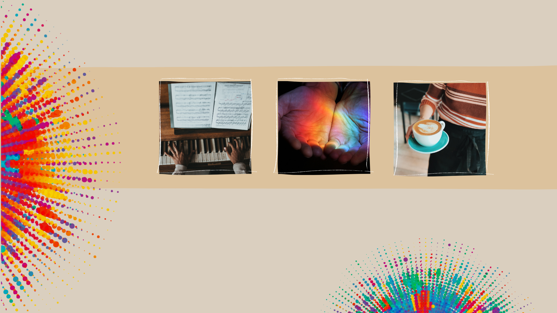 PowerPoint Keynote Slide - Photos